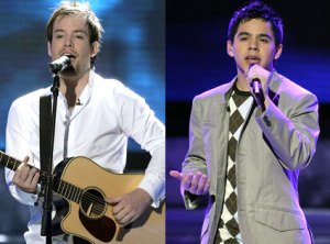 david cook vs. david archuleta