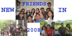 new friends in 2008