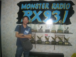 Oscar Dela Hopia invading RX