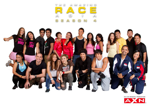 from Rodney amazing race asia gay