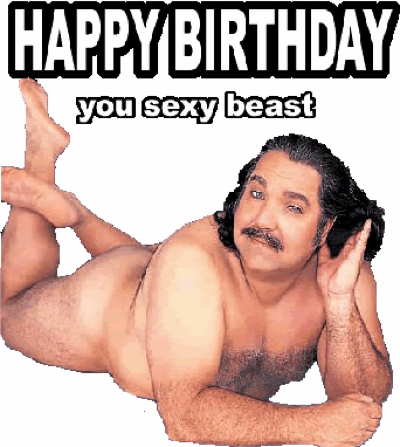 Sexy Happy Birthday Images